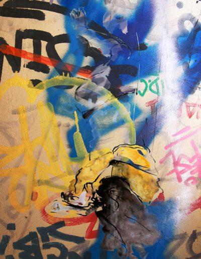 Aurélie Lafourcade oeuvre d'art, artiste, plasticienne,exposition, photo, Fine Art, digigraphie, matière, encre, dessin, nu, papier japonais